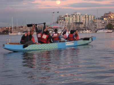 gung haggis dragon boat team