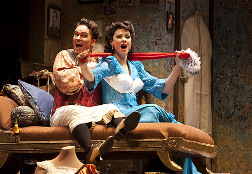 Scene from Barber of Seville